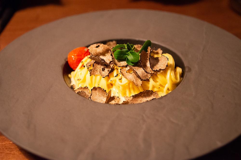 truffle tagliolini