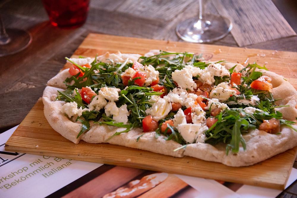 Bake Italian @ La Pinseria