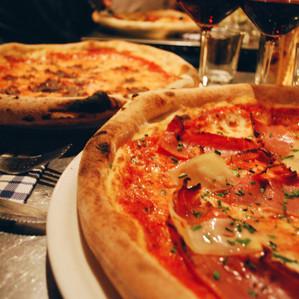 Better Pizza | The Italian Shot