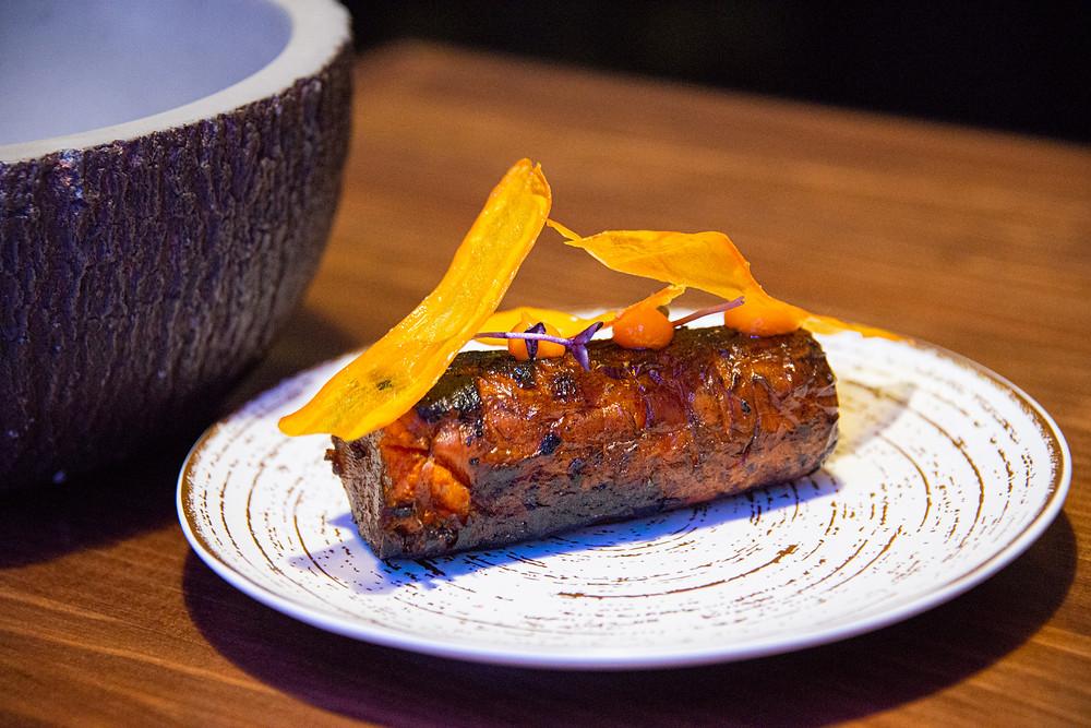Grilled Carrot @ Püente by Thefoodlovies