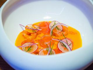 Peruvian fusion cuisine | Püente