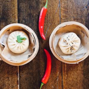 Chinese Brunch Paradise | Lucky Dumpling
