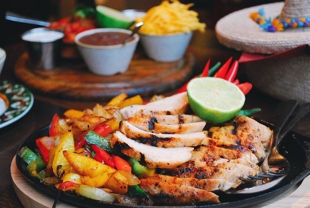 Pacifico's Chicken Fajitas