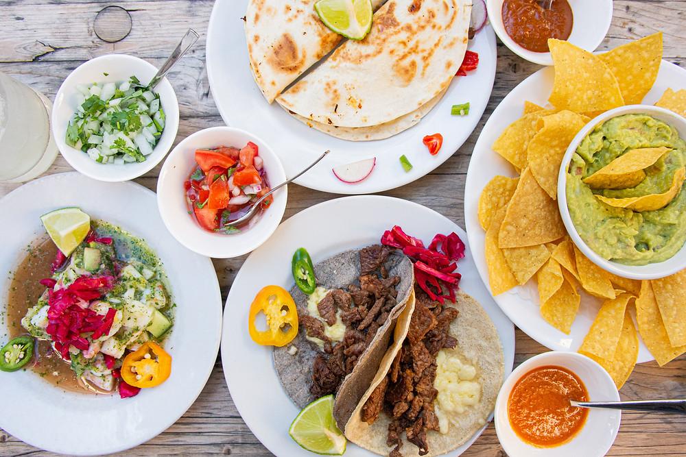 Food @ El Luchador by Thefoodlovies