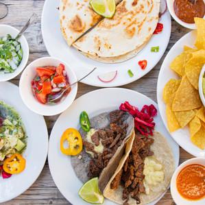 A taste of Mexico   El Luchador