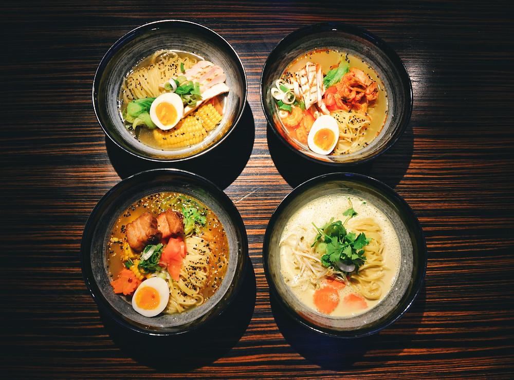 NEW Ramen Noodles