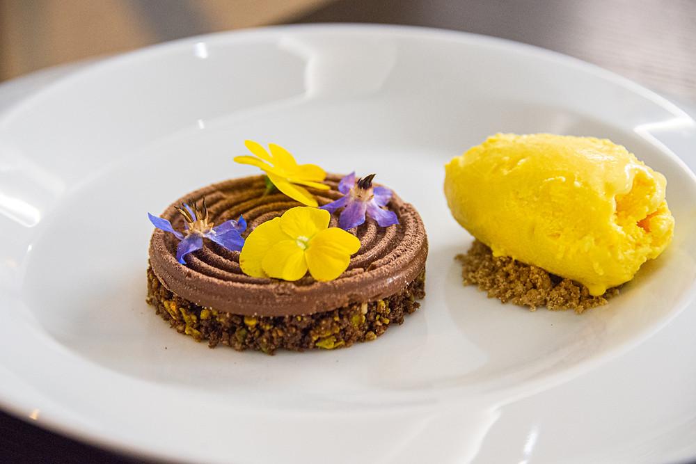 chocolate ganache @ SALIR by Thefoodlovies