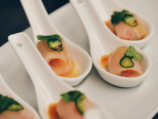 Japanese haute-cuisine in Zurich | Rive Gauche