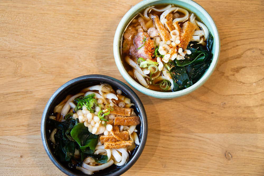 udon noodle soups by Thefoodlovies