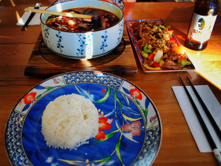Favourite Chinese in Zurich (so far) | Ach'i