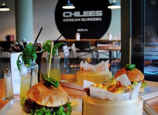 Korean Burgers | Chilees