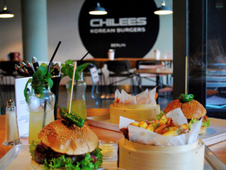 Korean Burgers | Chilees