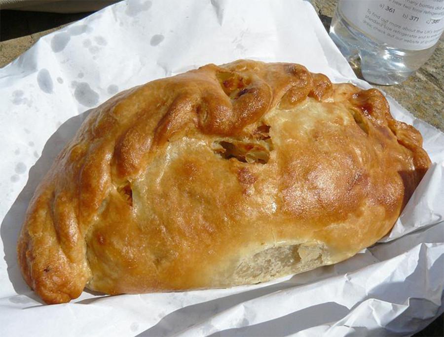 England- Cornish Pasty