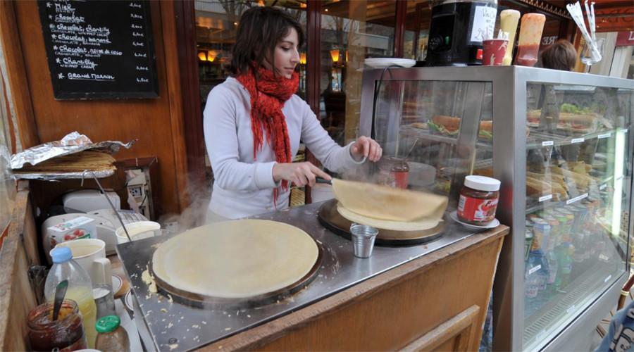 France- Crepe