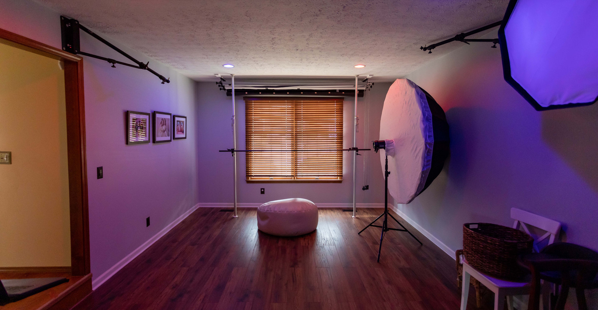Welcome to the photography studio!