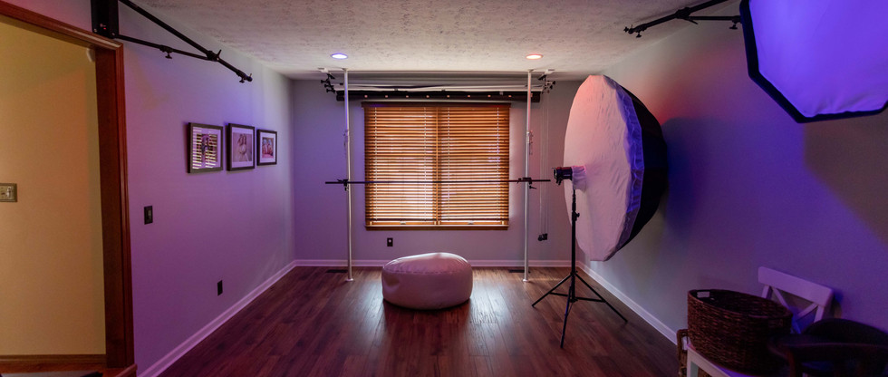 Welcome to the new photography studio!