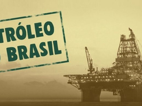"""Requião preside lançamento da campanha """"O Petróleo é do Brasil"""""""