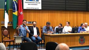 Requião Filho participa de debate público sobre projeto que unifica IAPAR, EMATER, CODAPAR E CPRA