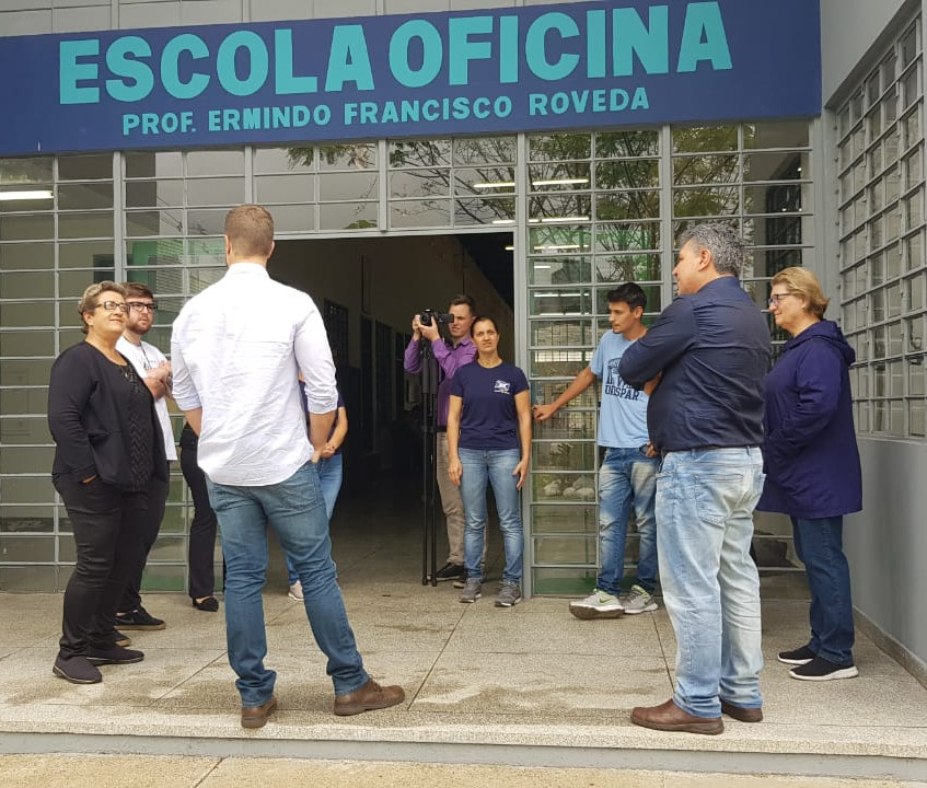 Escola Oficina |Out 2019