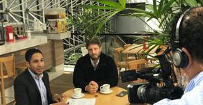 Requião Filho fala sobre vida pessoal no programa Café com Política