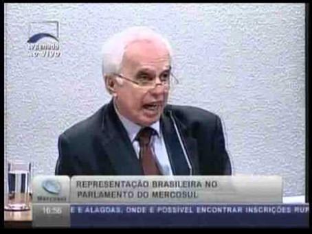 Palestra de Samuel Pinheiro Guimarães