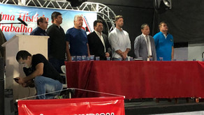 Sindicato dos Arrumadores completa 100 anos de atuação em Paranaguá