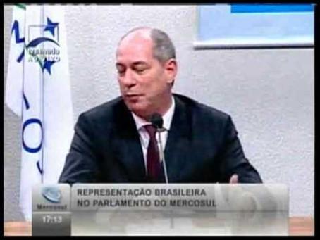 Palestra Ciro Gomes