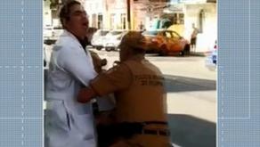 A pornografia presidencial, o médico preso no carnaval e a saúde curitibana