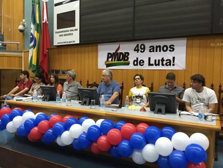 Encontro Regional PMDB: Londrina