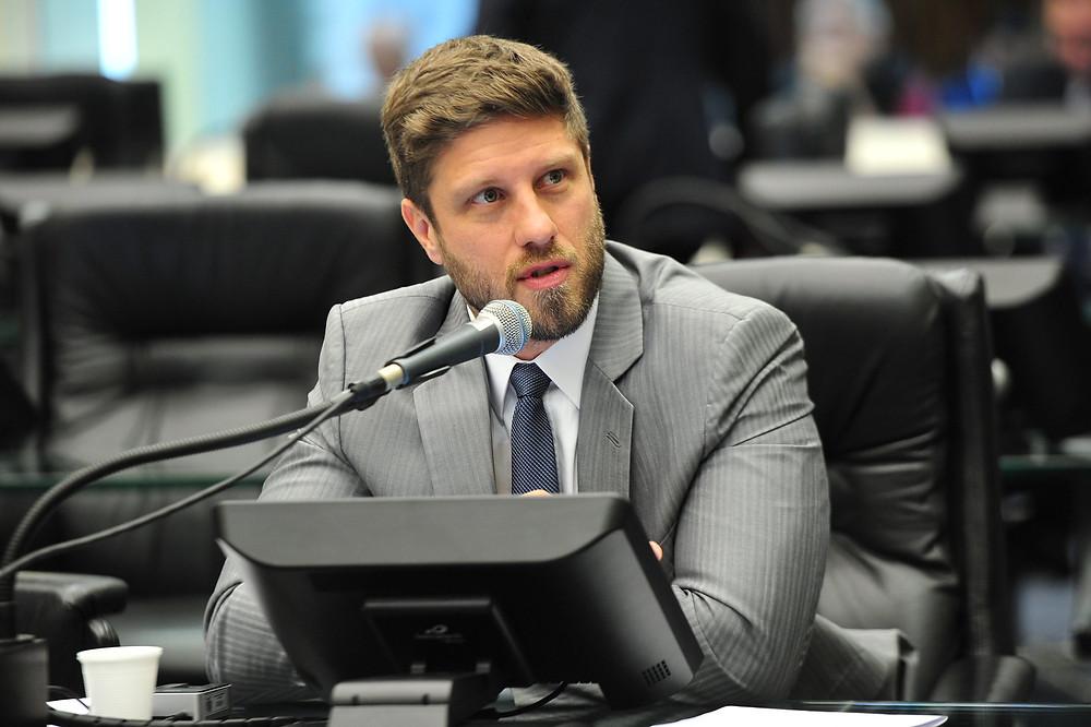 Deputado Estadual Requião Filho (MDB)