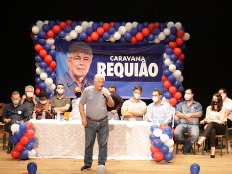 Caravana Requião realiza encontro no dia 23 de Outubro em Ponta Grossa
