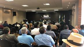 Audiência Pública em Paranaguá debate liberdade sindical