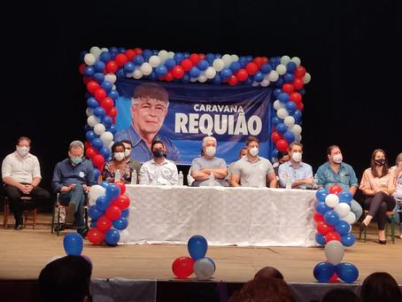 Caravana Requião reúne lideranças do Norte Pioneiro