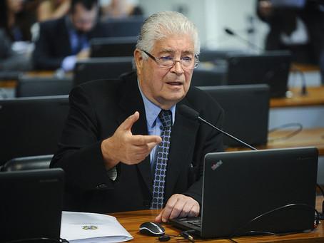 CCJ aprova por unanimidade relatório de Requião a projeto que pune abuso de autoridade