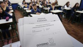 Requião Filho questiona licitação da Prova Paraná
