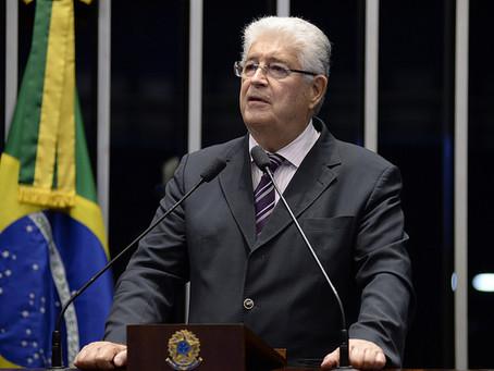 Na quarta-feira, Requião apresenta texto final do projeto contra abuso de autoridade. Aqui, a redaçã