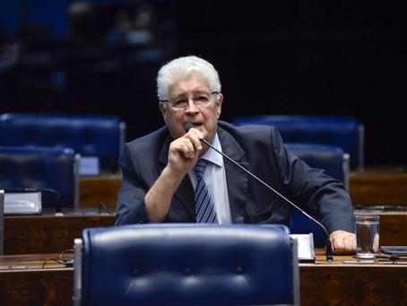 Covardia tomou conta da política estão com medo de defender o Brasil, diz Requião