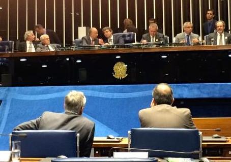 Sessão temática sobre PLS131-2015 sobre Petrobrás
