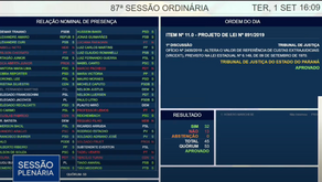 Requião Filho se manifesta contra aumento de taxas cartorárias