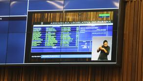 Sessões plenárias da Assembleia são traduzidas para a língua dos sinais