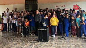 Requião Filho cumpre agenda nos Campos Gerais