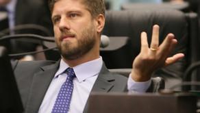 Requião Filho leva denúncias sobre Atividade Paraná ao MP