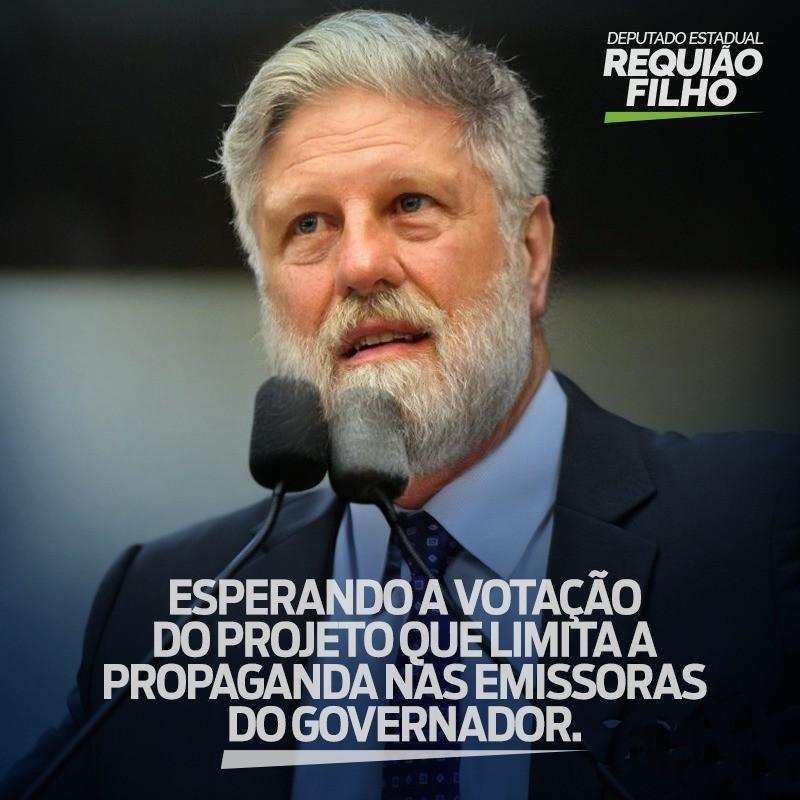 Requião Filho FaceAPP