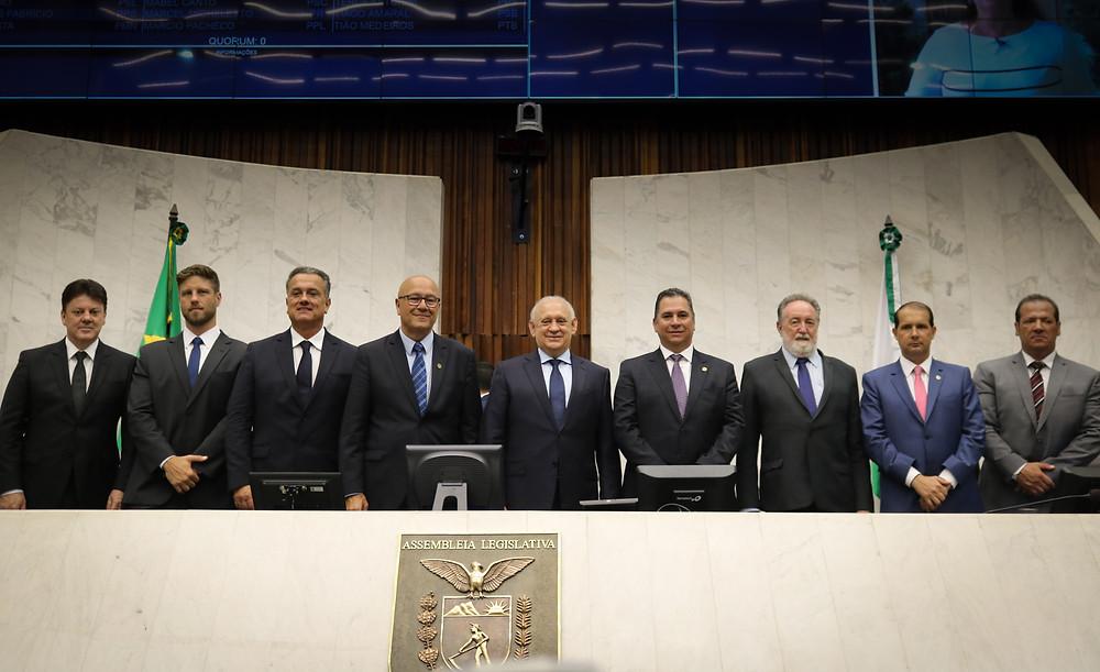 deputados do Paraná