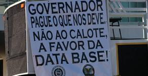 Aumento real de 0,5%. Governo Ratinho Jr impõe condições para data-base e, como antecessor, não dá g