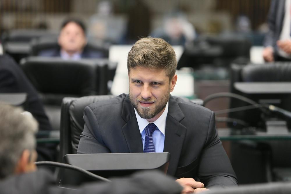 Deputado Estadual Requião Filho