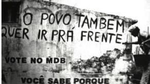 Minha homenagem póstuma aos 55 anos do MDB - com votos de Ressurreição