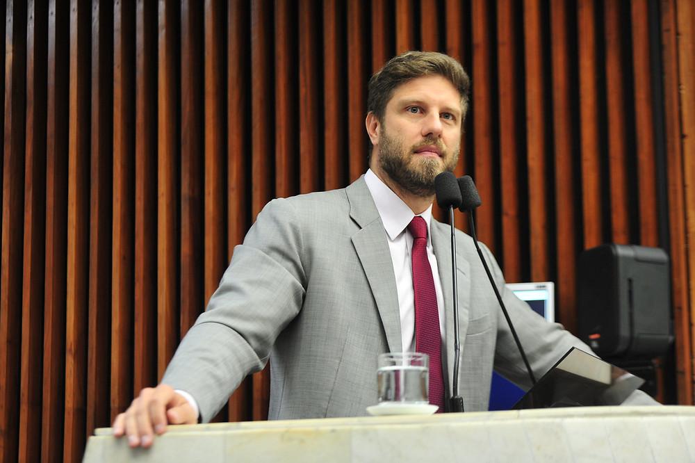 Requião Filho Assembleia Legislativa do Paraná