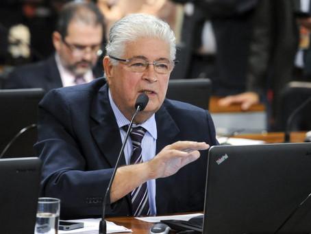 Rápida para prender desafeto, justiça é lenta para defender o país, diz Requião