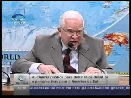 Palestra Dércio Garcia Munhoz